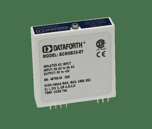Modulo dataforth 5b condizionamento di segnale analogico