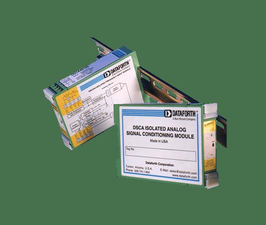 Condizionatori di segnale analogici isolati DIN alte prestazioni dataforth
