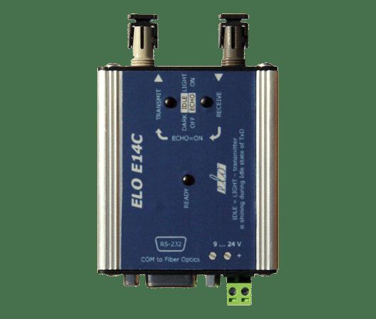 convertitore di interfaccia RS-232 fibra ottica