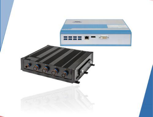 Pc rugged con processori Intel 8° e 9° gen