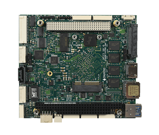 single board computer PC104 plus con CPU Intel E3800