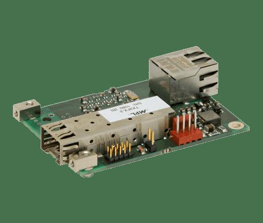 ethernet media converter rame fibra ottica