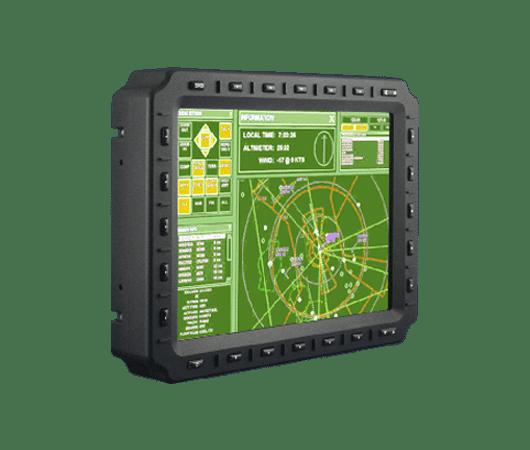 monitor militare certificato MIL-STD IP67