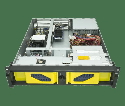 computer da rack completo 2U