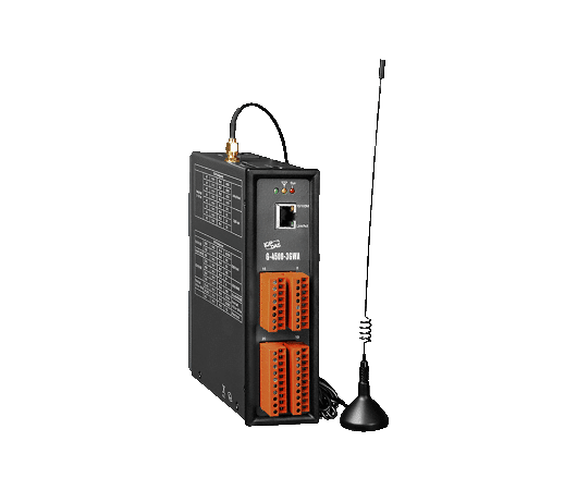 Ethernet modbus I/O