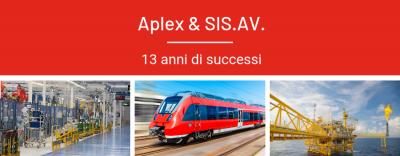 Aplex & SIS.AV. 13 anni