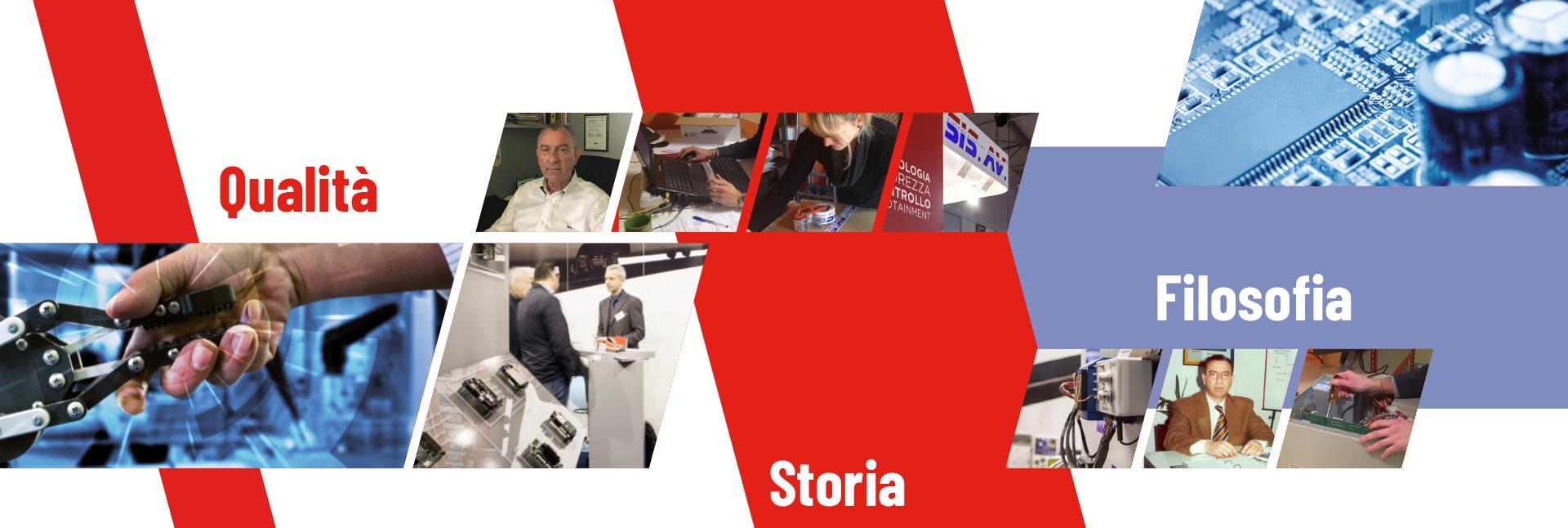 SISAV - La nostra azienda