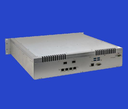 """Computer rack 19"""" rugged Intel Xeon"""