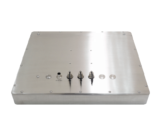 panel pc navale acciaio inox AISI 316
