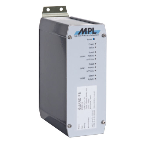 GUARD-FSx-MIL MPL Firewall/switch/router fino a 8 porte