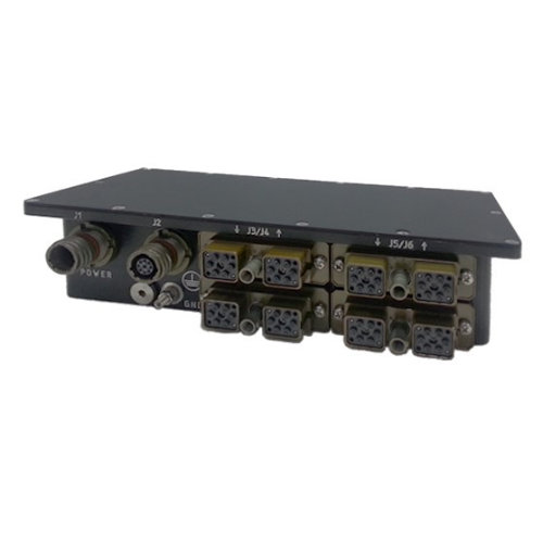 switch ethernet MILTECH 24FO
