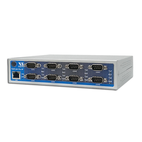 NetCom Plus 813 convertitore seriale RS232/422/485 ethernet