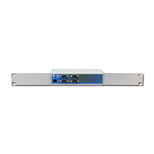 usb-4com-plus convertitore RS-232/422/485 isolate montaggio rack