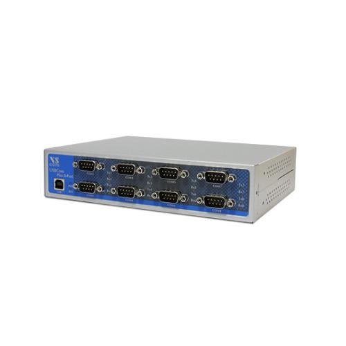 usb-8com-plus convertitore isolato RS-232/422/485