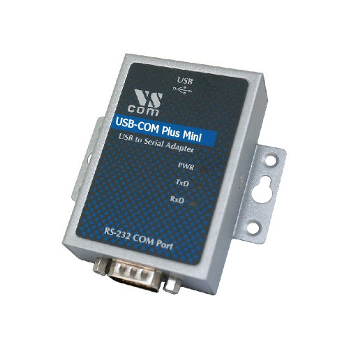 USB COM plus mini RS232/422/485 isolato