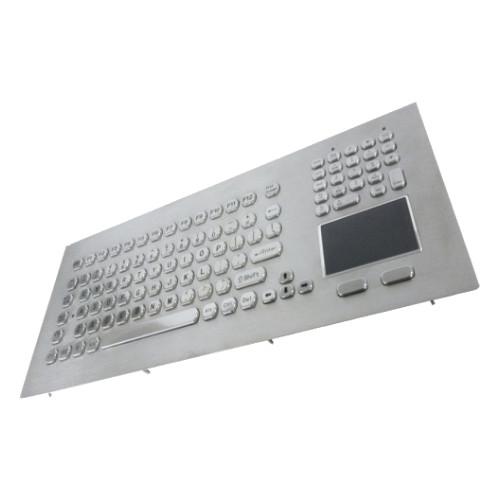 tastiera acciaio inox