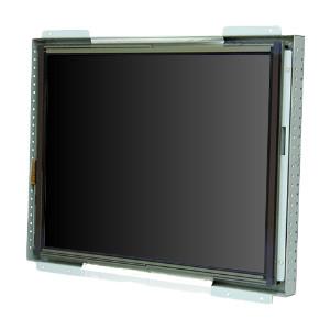 Open frame / retroquadro